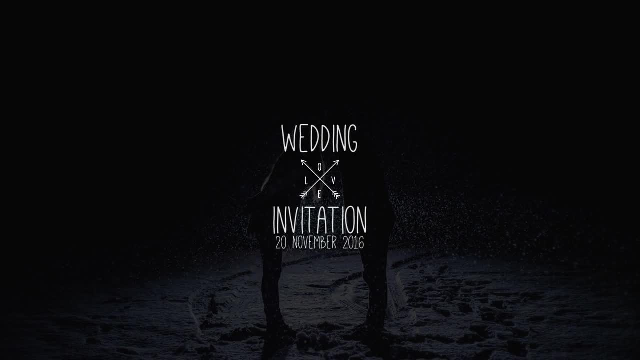 Wedding Titles Premiere Pro Templates Motion Array