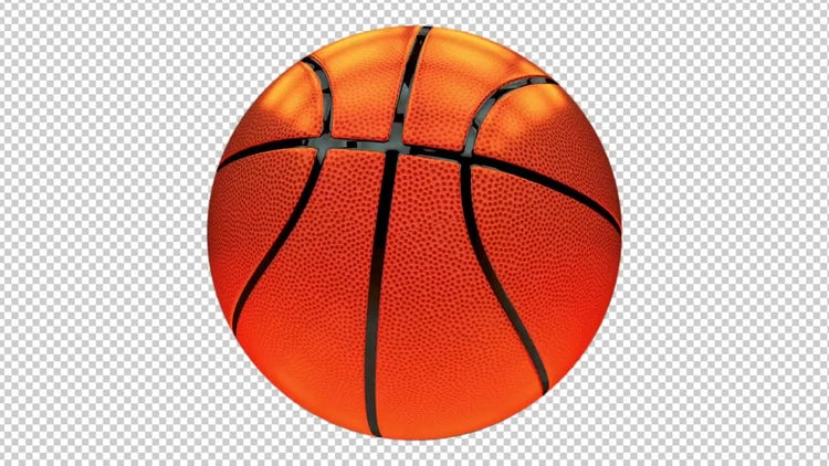 Basketball Ball: Motion Graphics