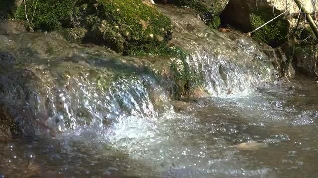 Waterfall: Stock Video