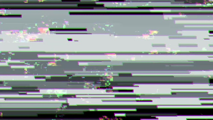 Extreme Glitch Background: Motion Graphics