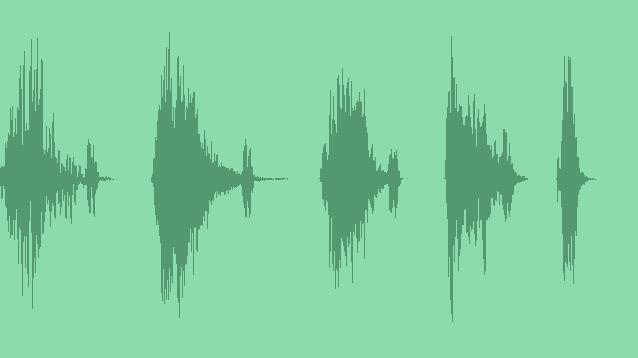 Suspense Ident Sound Pack: Sound Effects