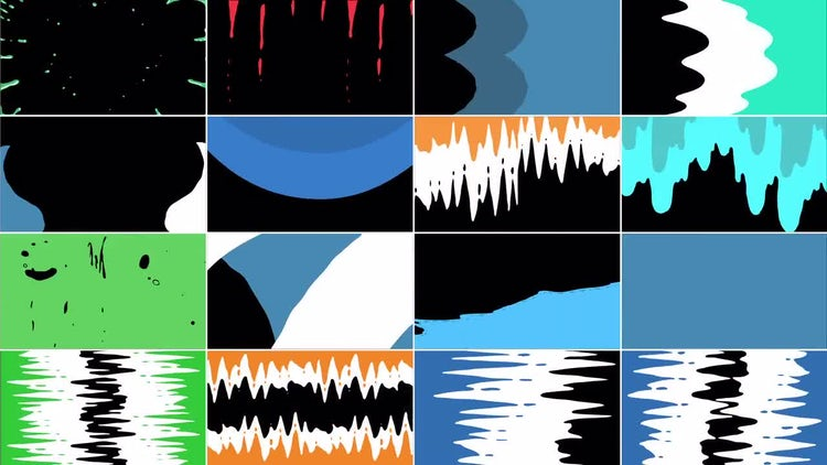Liquid Transitions Pack: Stock Motion Graphics