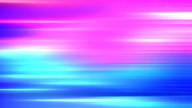 Blue-Pink Swinging 4K BG: Stock Motion Graphics