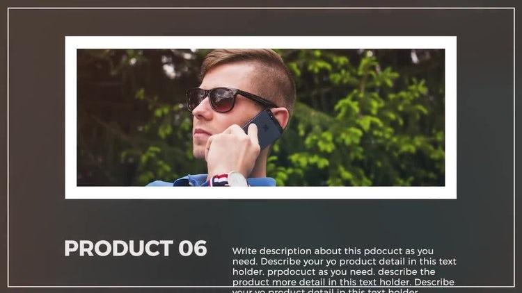 Product Promotion: Premiere Pro Templates