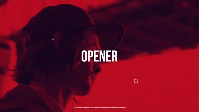 Creative Urban Opener: After Effects Templates