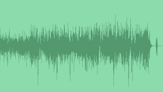 French Retro Cheerful Accordion Tune: Royalty Free Music