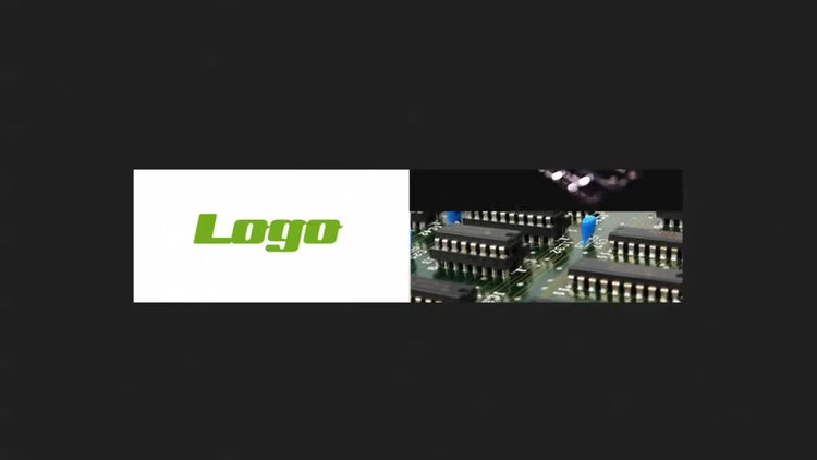 Simple Digital Logo: After Effects Templates