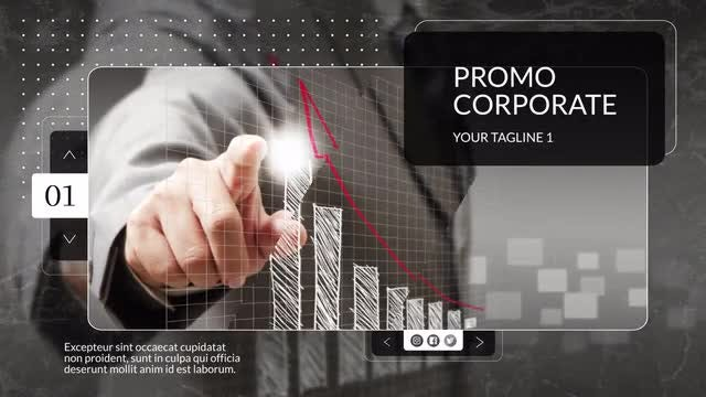 New Corporate Slideshow: After Effects Templates
