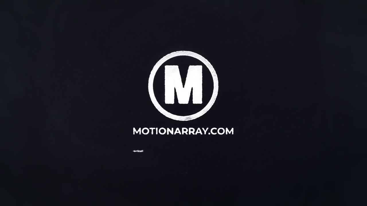 Logo | Chalk Outline 195667 + Music