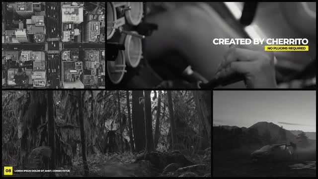 Multiframe Opener: After Effects Templates