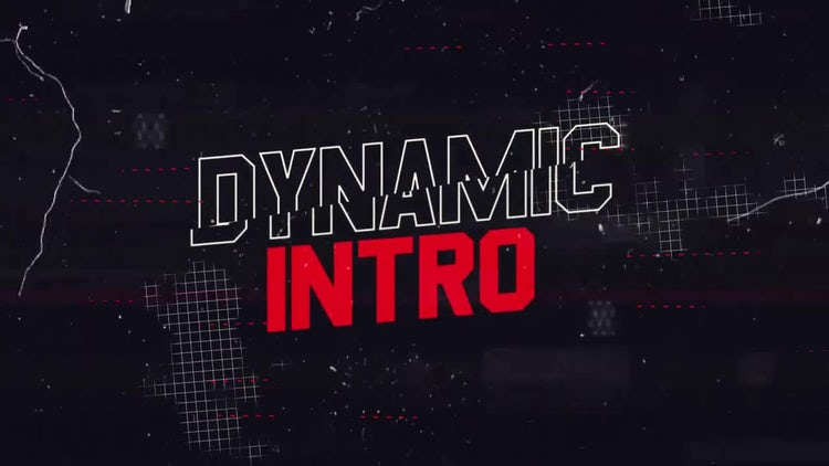 Extreme Intro: After Effects Templates