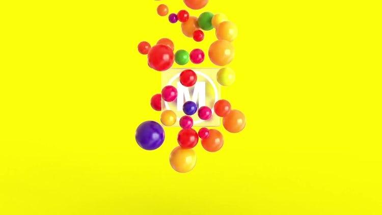 Elegant Balls Logo: After Effects Templates