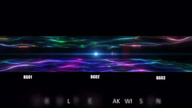 Visual Wave Widescreen: Stock Motion Graphics