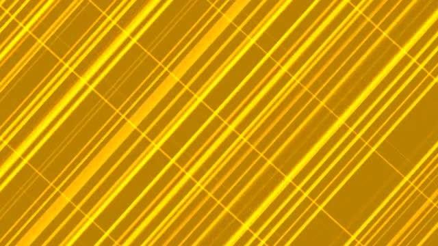 Stylish Gold 4K Background: Stock Motion Graphics