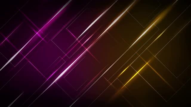 Cross Light Ray Background: Stock Motion Graphics