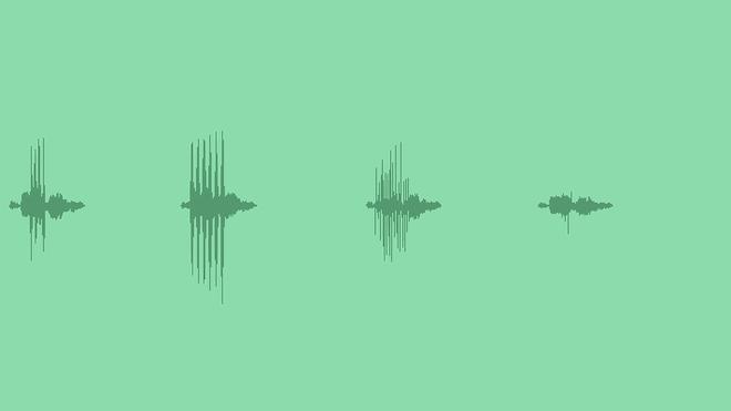 Dropdown Options List: Sound Effects