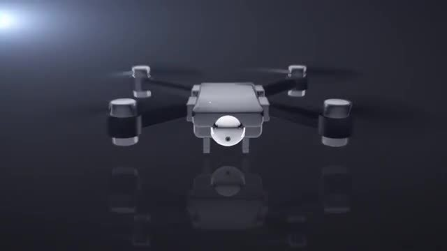 Drone Logo Reveal: After Effects Templates