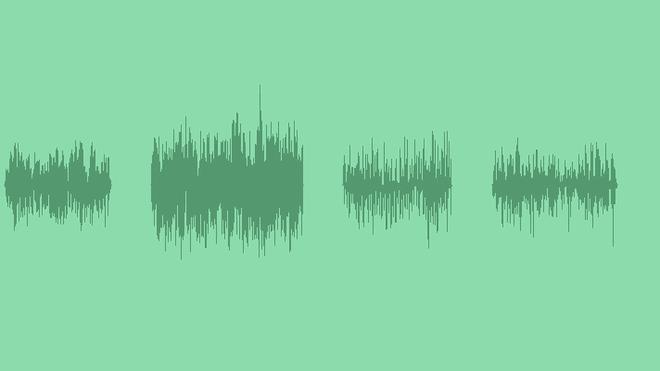 Retrieving Data: Sound Effects