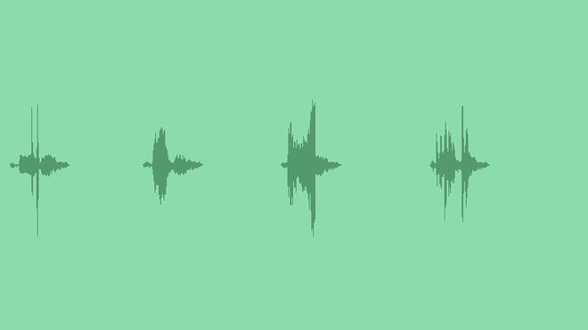 Extraterrestrial Computer: Sound Effects