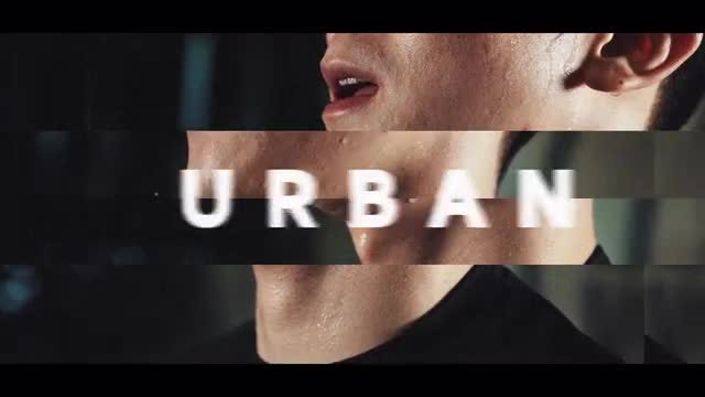 Urban Short Intro: After Effects Templates
