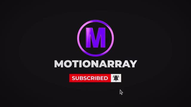 Simple YouTube Logo: After Effects Templates