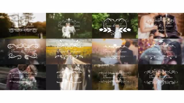 Beautiful Titles: After Effects Templates