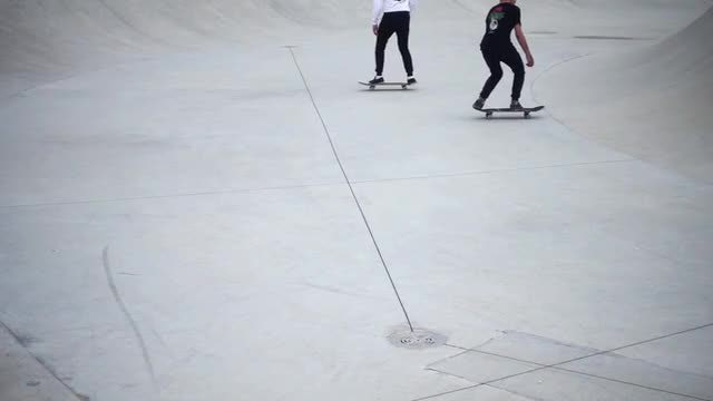 Skateboarding: Stock Video