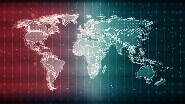 Dangerous Problems In The World: Stock Motion Graphics