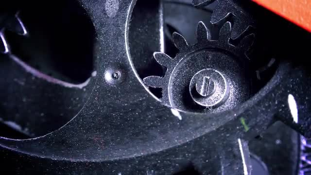 Old Gears: Stock Video