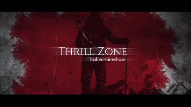 Thrill Zone: After Effects Templates