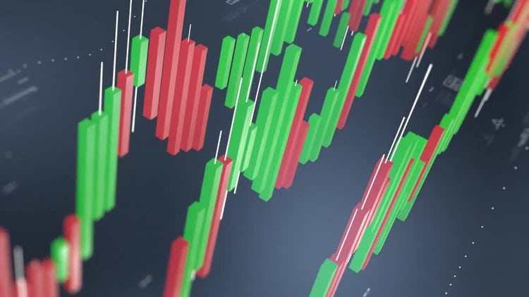 Digital Graphs 01: Stock Motion Graphics