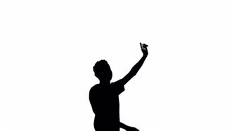 Silhouette Teen Mobile: Motion Graphics