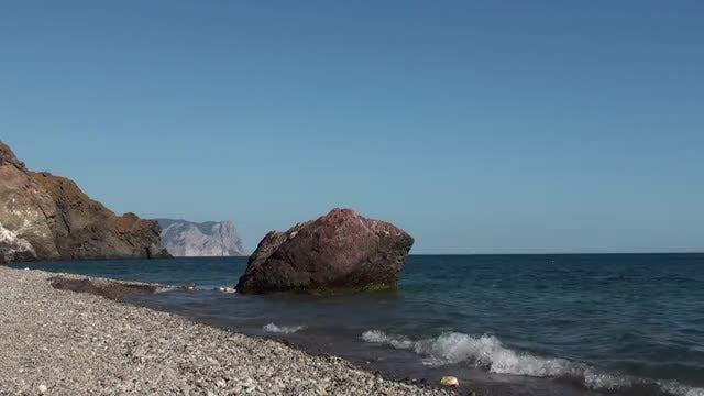 Sea Coast: Stock Video