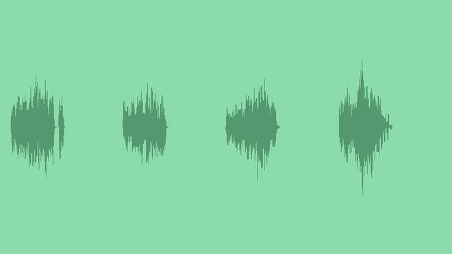 Bionic Tech: Sound Effects
