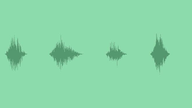 Particles Movement: Sound Effects