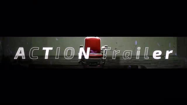Action Trailer: After Effects Templates