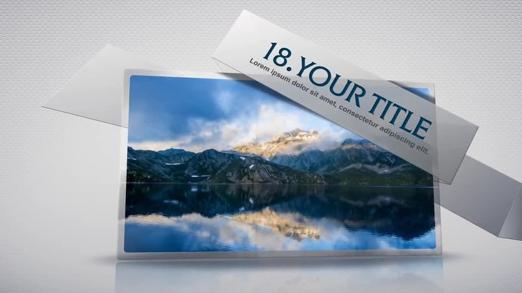 Motivate: After Effects Templates