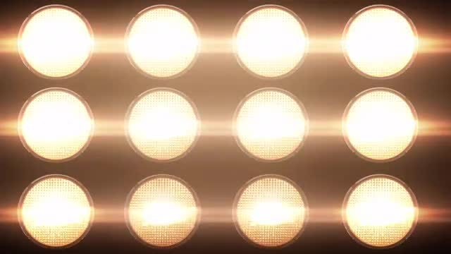 Light Wall Pack: Stock Motion Graphics
