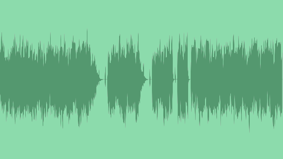 Smooth Electro Background: Royalty Free Music