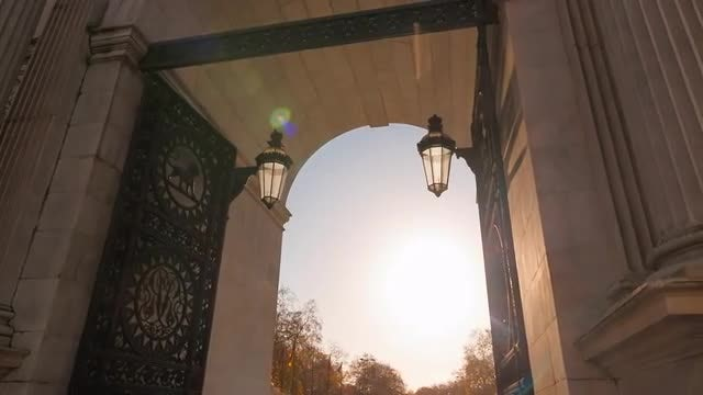 Marble Arch, London: Stock Video