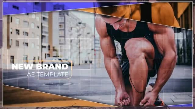 Abstract Dynamic: After Effects Templates