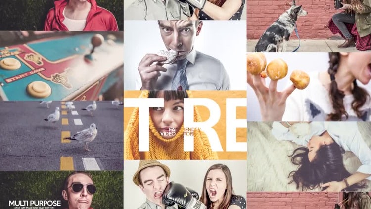 Promo Show: After Effects Templates