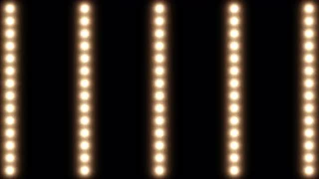 VJ Light  Bars Background Loop: Stock Motion Graphics