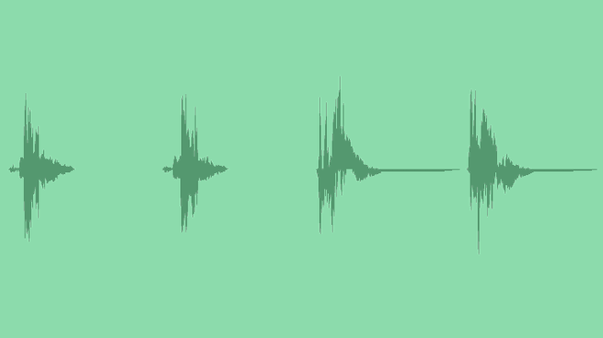 Percussive Gamefx: Sound Effects