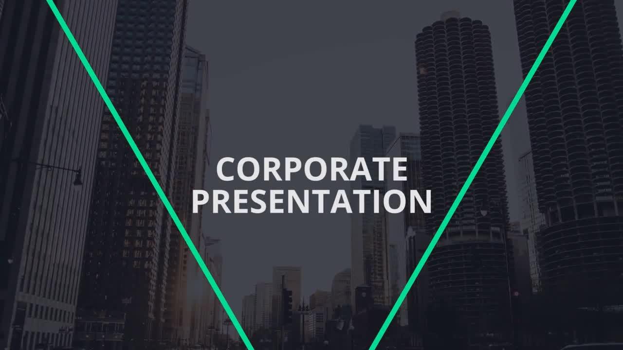 Corporate Presentation - Premiere Pro Templates | Motion Array