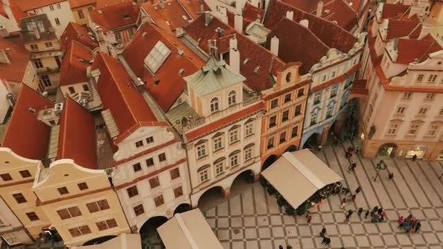 Prague: Stock Video