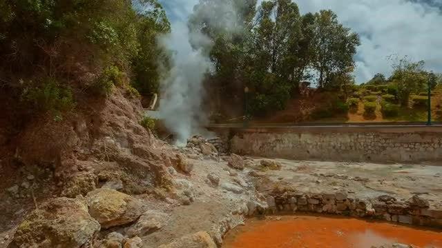 Hot Springs: Stock Video