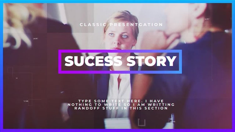 Success Story: After Effects Templates