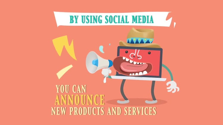 Social Media Agency Opener: After Effects Templates