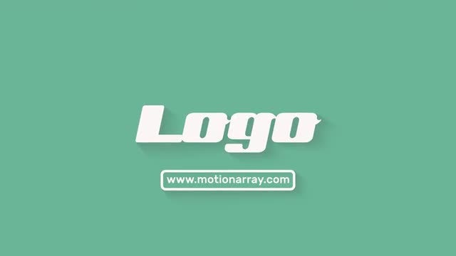 Modern MInimal Logo: After Effects Templates